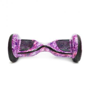 """Гироскутер Smart Balance 10.5"""" Premium Фиолетовый космос"""