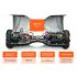 Гироскутер Smart Balance 6.5 Огонь и лед