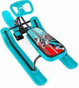 Снегокат Тимка спорт 1 ТС1 sportbike (бирюзовый каркас)