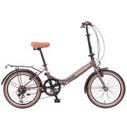 NOVATRACK AURORA 20 (2016) – детский складной велосипед