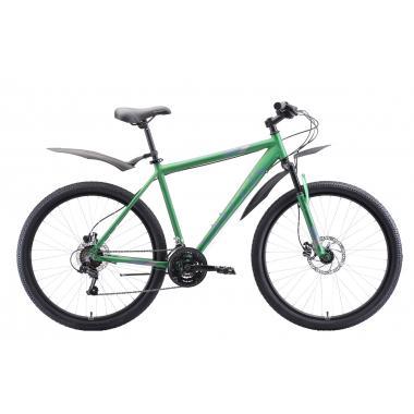 "Велосипед Stark'20 Tank 27.1 HD зелёный-серый 18"""