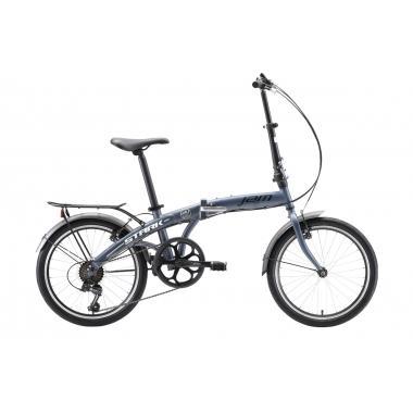 Велосипед Stark'20 Jam 20.1 V серый-чёрный-белый