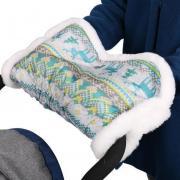 Муфта для детских санок и колясок МС1